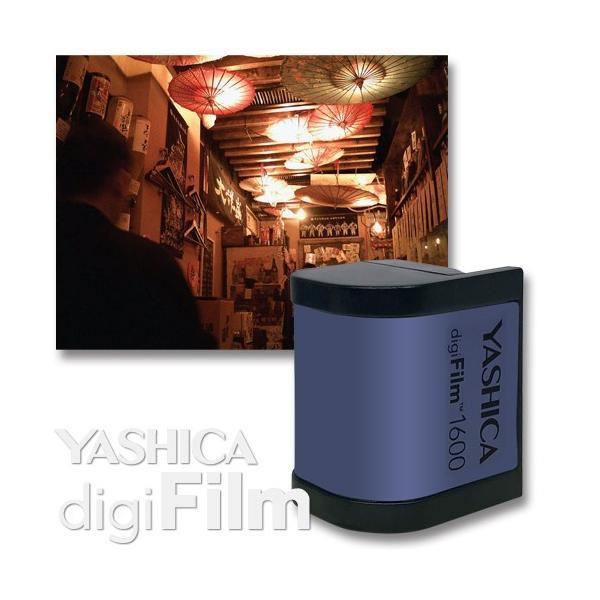 YASHICA digiFilm 1600  ヤシカ デジフィルム 1600
