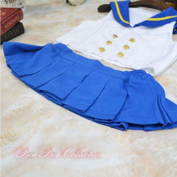 艦隊これくしょん -艦これ-島風 セーラー服 学生服 衣装 コスプレ 仮装 制服|boo-colle|08