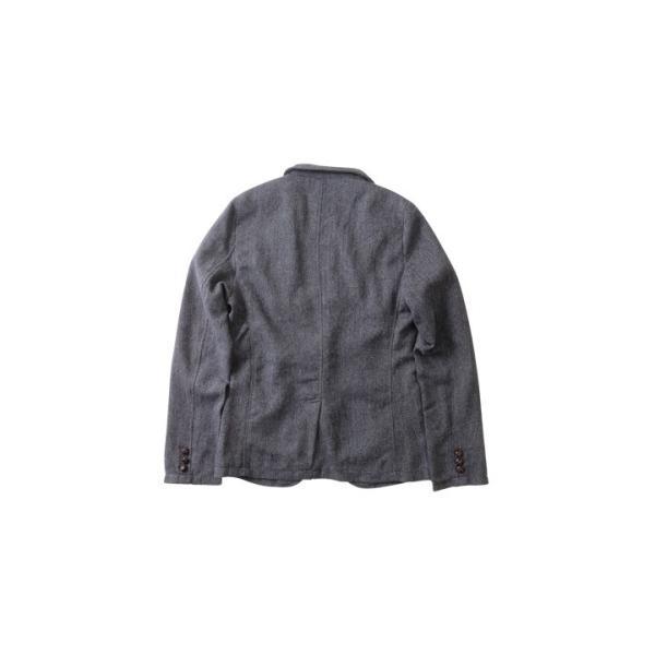 ジャケット ヘリンボーンツイード テーラードジャケット 【3ピース用】 メンズ アメカジ 送料無料|boogiestyle|05