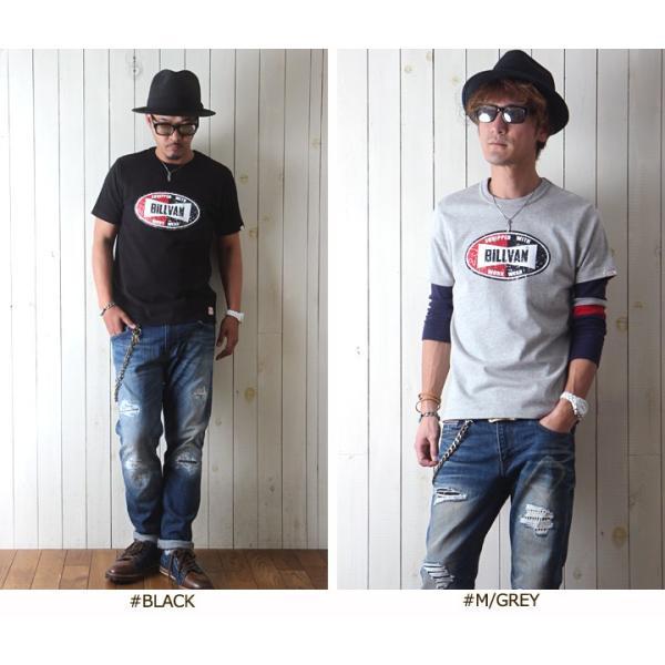 Tシャツ BILLVANアメリカンスタンダード チャンピオンシップ  プリントTシャツ 28136 メンズ アメカジ|boogiestyle|03