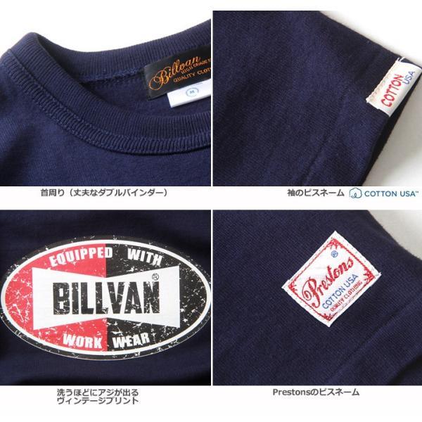 Tシャツ BILLVANアメリカンスタンダード チャンピオンシップ  プリントTシャツ 28136 メンズ アメカジ|boogiestyle|05