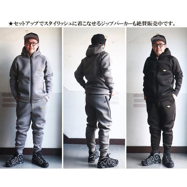 BILLVAN ダイバージャージ風 ジョガーパンツ ビルバン アメカジ メンズ|boogiestyle|05