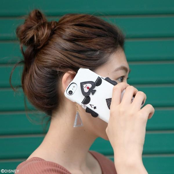 ふしぎの国のアリス トランプiPhoneケース