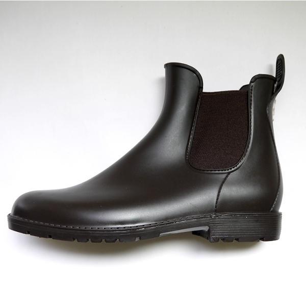 レインブーツ サイドゴアブーツ サイドゴアレインブーツ 雨靴 雨具 スノーブーツ 雪 ブーツ シンプル 無地 レディース らくちん ラバーソール 大人かわいい シン