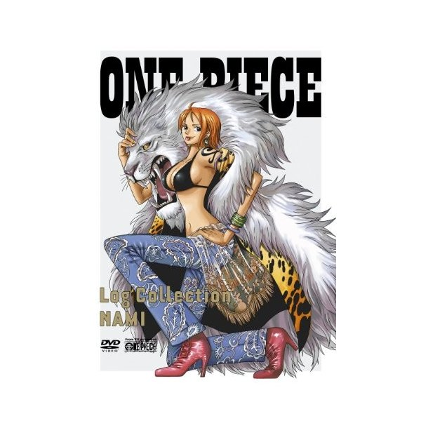 """(DVD)ONE_PIECE_LOG_COLLECTION_""""NAMI""""