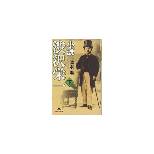 小説渋沢栄一下/津本陽