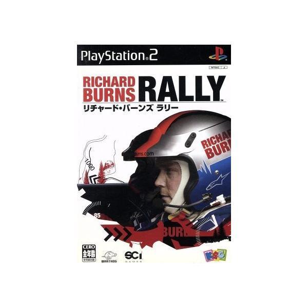 リチャード・バーンズ ラリー RICHARD BURNS RALLY(20050929) [PS2]の画像