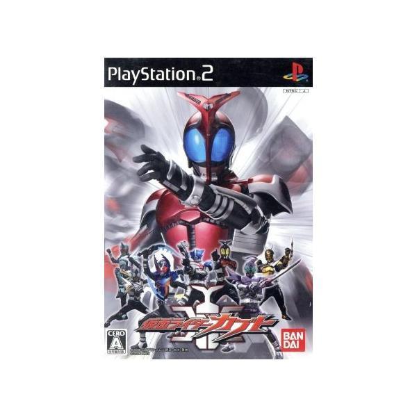 仮面ライダーカブト [PS2]の画像