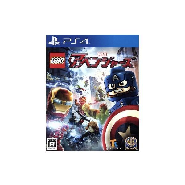 LEGOマーベルアベンジャーズ/PS4