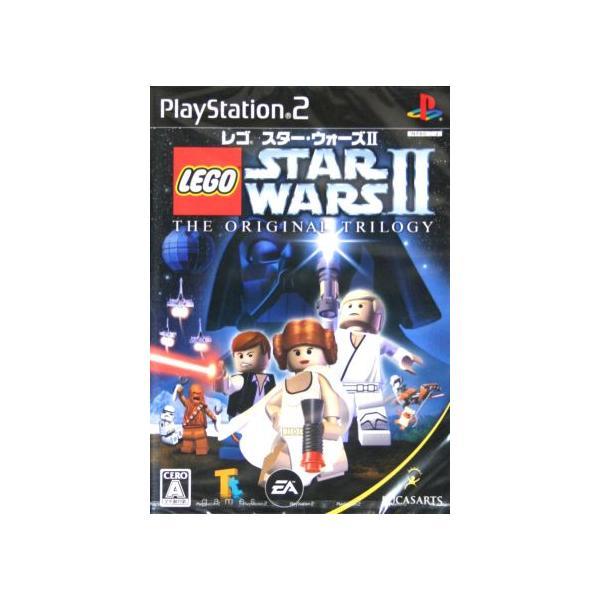 レゴ スター・ウォーズII レゴ スター・ウォーズ2 [PS2]の画像