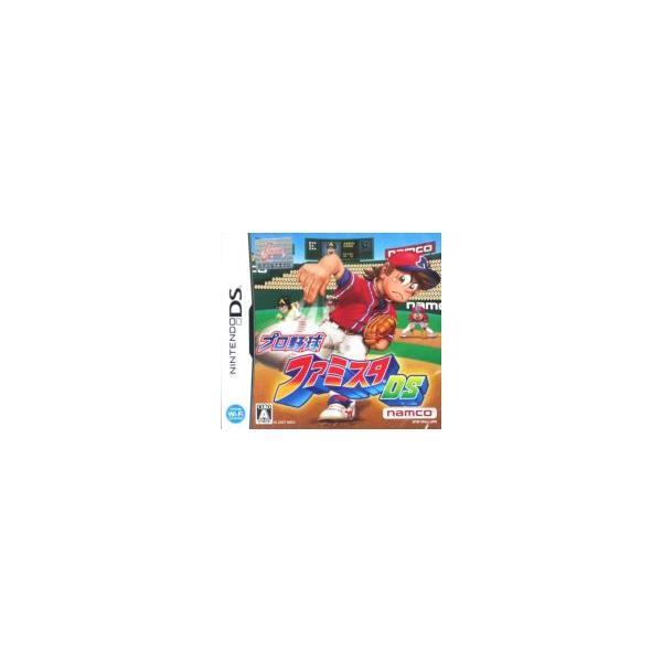 プロ野球 ファミスタ DS [DS]の画像