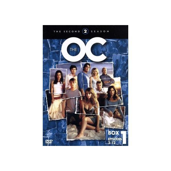 TheOC<セカンド・シーズン>コレクターズ・ボックス1/ミーシャ・バートン,ベンジャミン・マッケンジー,アダム・ブロディ