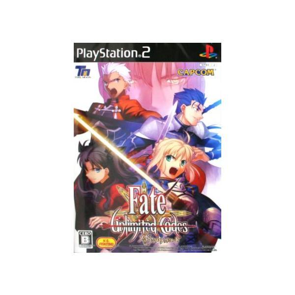 フェイト/アンリミテッドコード [PS2]の画像