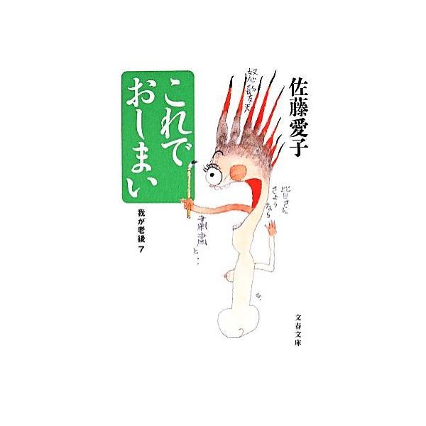 これでおしまい我が老後7文春文庫/佐藤愛子(著者)