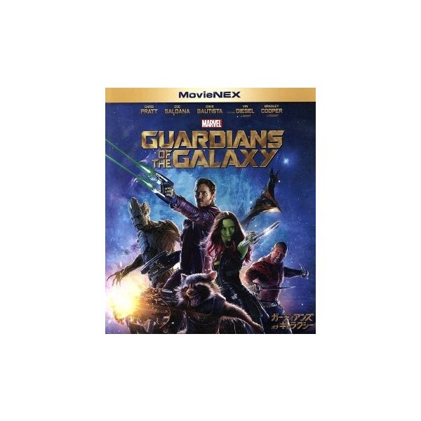 ガーディアンズ・オブ・ギャラクシーMovieNEX(Blu−rayDisc+DVD)/アベンジャーズシリーズ(MCU),クリス・