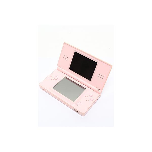 箱説なし ニンテンドーDSLite:ノーブルピンク/本体(携帯ゲーム機)