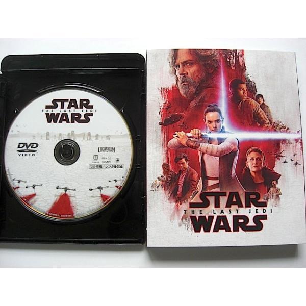 cf9f85897e スター・ウォーズ/最後のジェダイ DVDのみ 純正ケース 初回限定アウターケース| ...