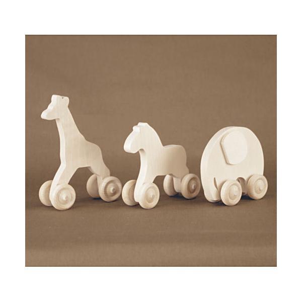 木のおもちゃ 動物 3点セット きりん ぞう しまうま おもちゃ 木製 オモチャ 玩具 どうぶつ ミニチュア 北欧 天然木 インテリア