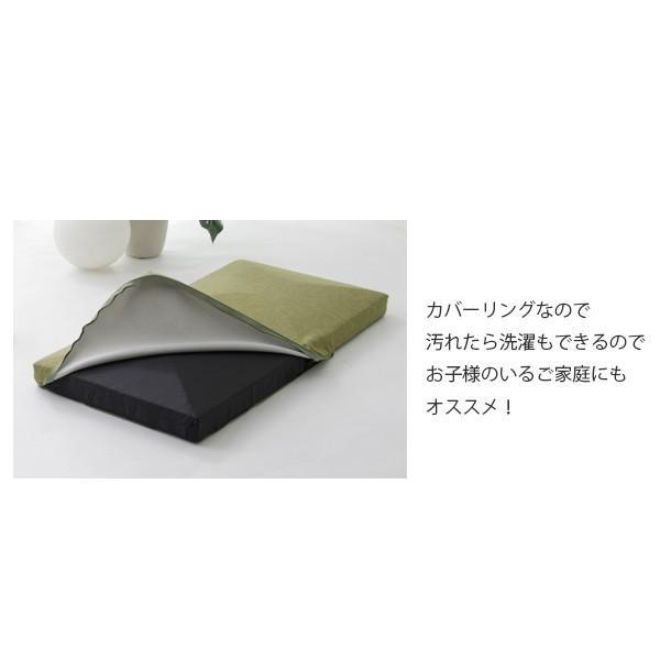 ローソファ IMONIA 専用ジョイントマット A628-W おしゃれ 安い|bookshelf|06