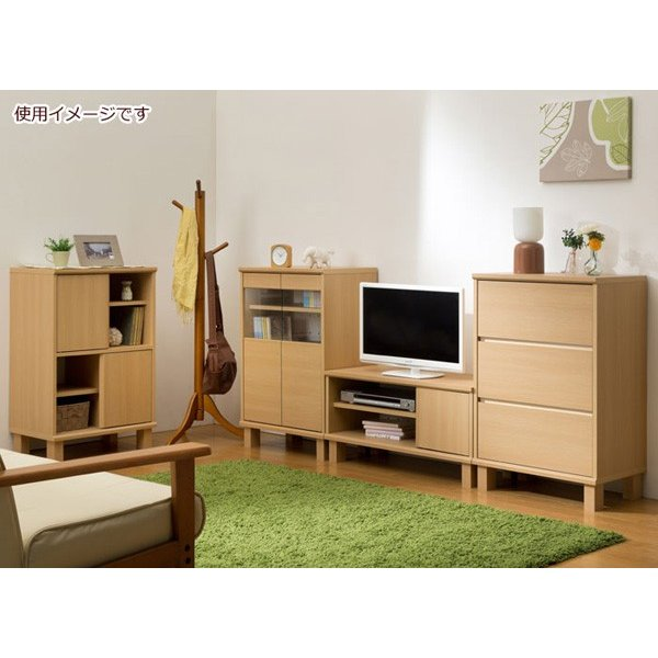 テレビ台 ネオスタ 幅83cm高さ41cm おしゃれ 安い|bookshelf|04