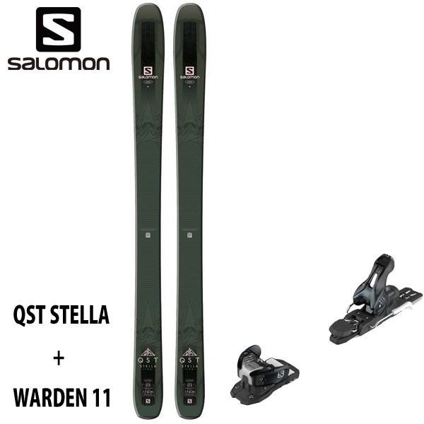 Salomon QST Stella 106 181cm Skisport & Snowboarding Alpin
