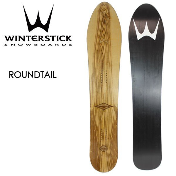 サマーセール ウィンタースティック ラウンドテール WINTERSTICK Roundtail ニセコエリア GENTEMSTICK ゲンテンスティック 限定 プレミアモデル 米国製|boomsports-ec
