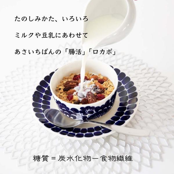 グラノーラ Organic Maple 180g グルテンフリー ノンシュガー 有機ナッツ 有機ドライフルーツ|born-to-be|03