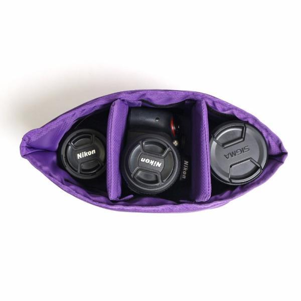 カメラケース インナーケース 巾着型 MOUTH マウス ソフトクッション MOLAR モラー インナーケース カメラバッグ MJC15048 かわいい/男女兼用/一眼レフ|bostonclub|08