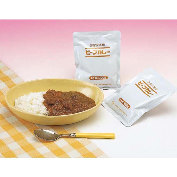 レトルト保存食 ビーフカレー×30(防災用品 非常食 保存食)|bousaikeikaku