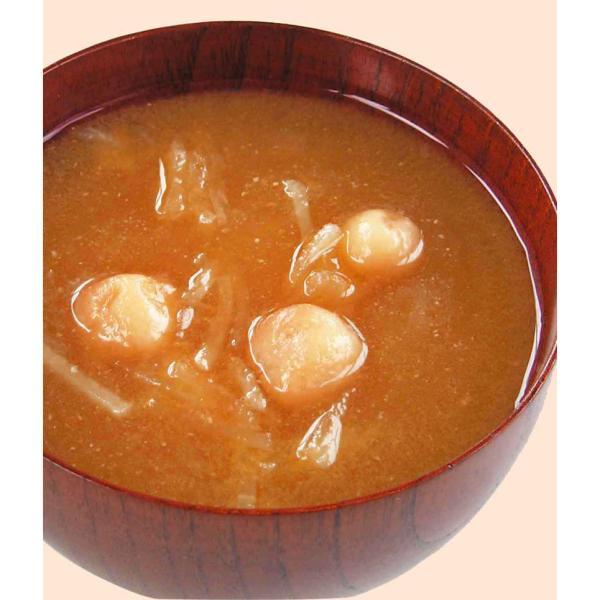 (防災グッズ 非常食 保存食 ホリカフーズ)レスキューフーズ みそ汁 24缶入|bousaikeikaku|02