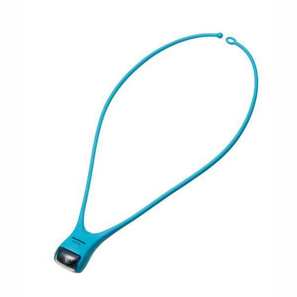 防災用品 パナソニック LEDネックライト ターコイズブルー BF-AF10P-G(停電対策 LEDライト アウトドア)|bousaikeikaku