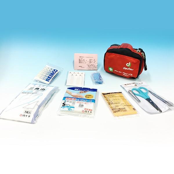 応急手当セット ポータブル ファーストエイド キット Portable First Aid Kit(防災用品 救護用品 救急セット)|bousaikeikaku|02