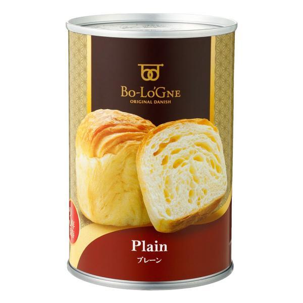 非常食 缶deボローニャ パンの缶詰 12缶セット(1缶2個入、保存食、防災グッズ)|bousaikeikaku|04