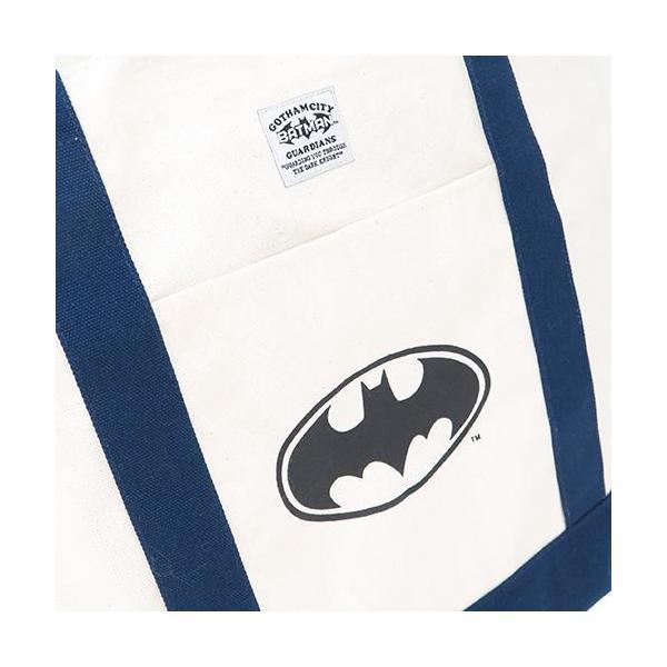 BATMAN(バットマン):キャンバスビッグトートDCコミック/メンズ&レディース/ファッション トートバッグ|boushikaban|02