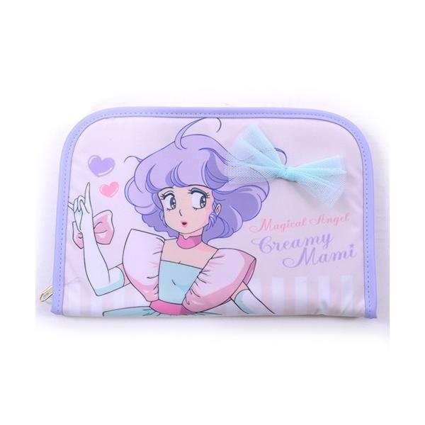魔法の天使 クリィミーマミ:コーティングマルチポーチ/レディース/ファッション バッグ 雑貨|boushikaban|02
