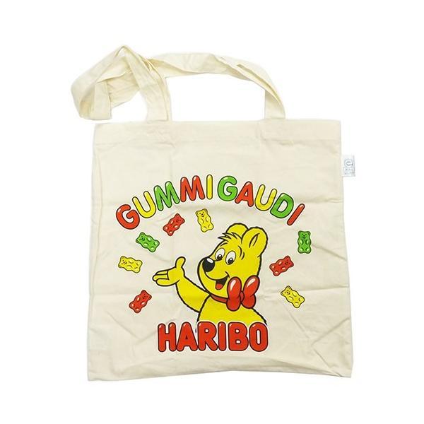 HARIBO(ハリボー):エコマーク付きコットンバッグ/グミ/メンズ&レディース/ファッション エコバッグ|boushikaban