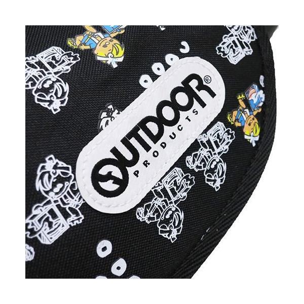 OUTDOOR(アウトドア)×出前一丁:メッセンジャーバッグ/出前坊や/メンズ&レディース/ファッション バッグ|boushikaban|05