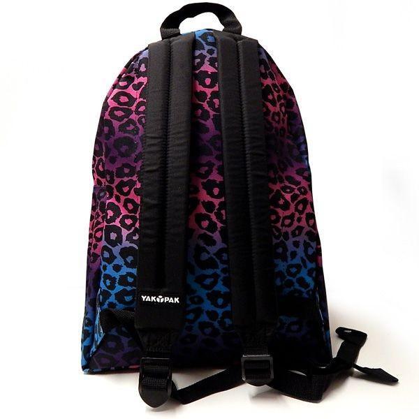 YAKPAK(ヤックパック):STUDENT BACK PACK/PPL OMBRE LEOPARD/メンズ&レディース/ファッション バッグ リュック バックパック|boushikaban|02