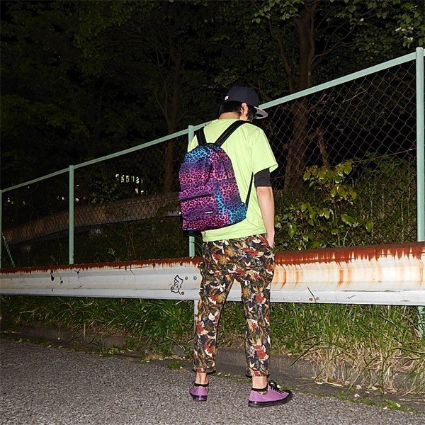 YAKPAK(ヤックパック):STUDENT BACK PACK/PPL OMBRE LEOPARD/メンズ&レディース/ファッション バッグ リュック バックパック|boushikaban|04