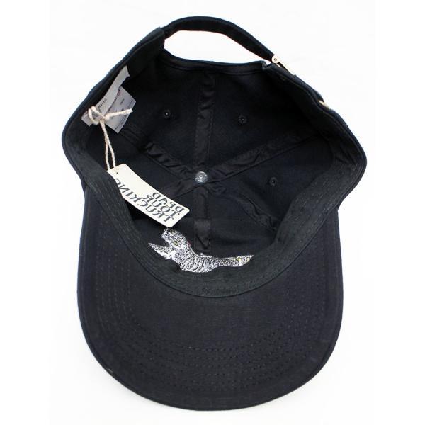 DEAD TOUR TRUCKING(デッドツアートラッキング):スカ ベースボール キャップ/メンズ&レディース/ファッション 帽子|boushikaban|09