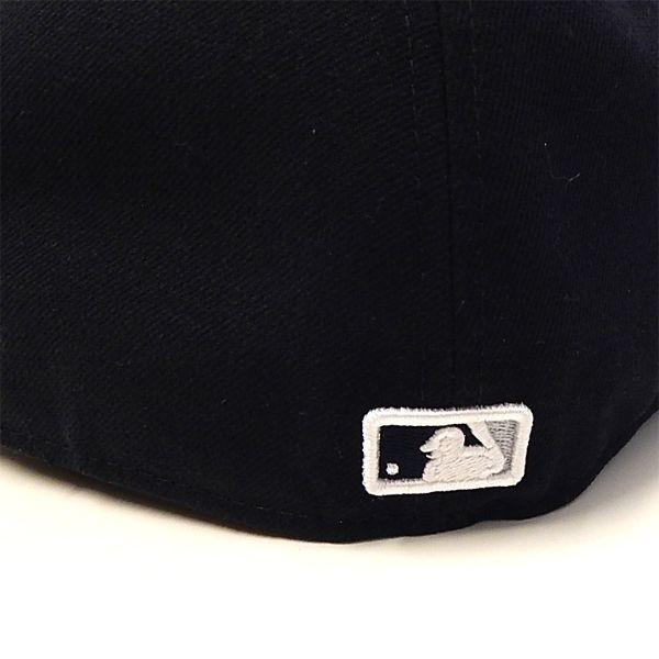 NEW ERA(ニューエラ):59FIFTY YANKEES VISOR REAL TIGER/NAVY×TIGER/メンズ/ファッション 帽子 キャップ|boushikaban|04