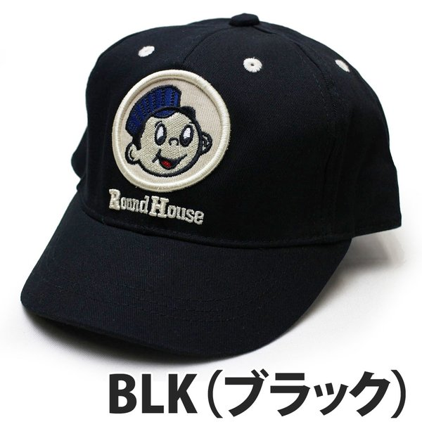 ROUND HOUSE(ラウンドハウス):ラウンドボーイ ウォッシュド ベースボールキャップ/メンズ&レディース/ファッション 帽子|boushikaban|02