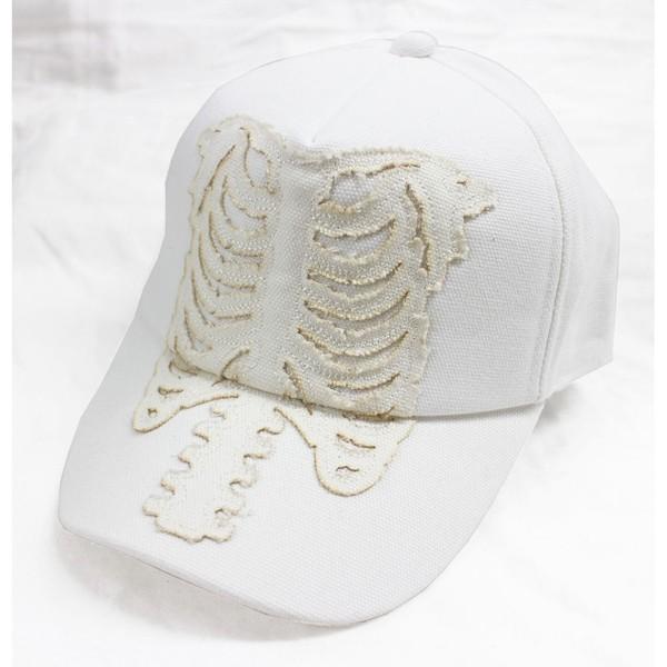 VANSON(バンソン):キャンバス ボーン キャップ/メンズ&レディース/ファッション 帽子|boushikaban|02