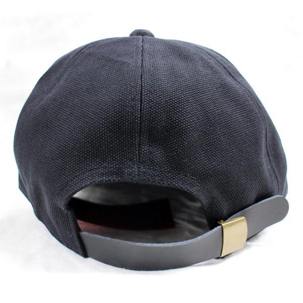 VANSON(バンソン):キャンバス ボーン キャップ/メンズ&レディース/ファッション 帽子|boushikaban|06