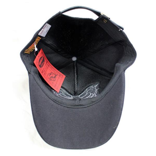 VANSON(バンソン):キャンバス ボーン キャップ/メンズ&レディース/ファッション 帽子|boushikaban|07