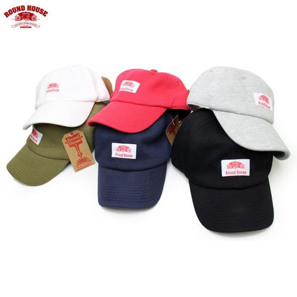 ROUND HOUSE(ラウンドハウス):スウェット ベースボール キャップ/メンズ&レディース/ファッション 帽子 boushikaban