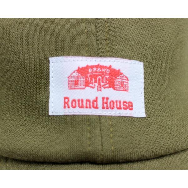ROUND HOUSE(ラウンドハウス):スウェット ベースボール キャップ/メンズ&レディース/ファッション 帽子 boushikaban 09