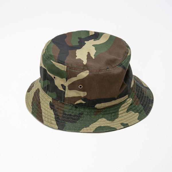 NEWHATTAN(ニューハッタン):バケットハット/カモフラージュ/メンズ&レディース/ファッション 帽子|boushikaban|02
