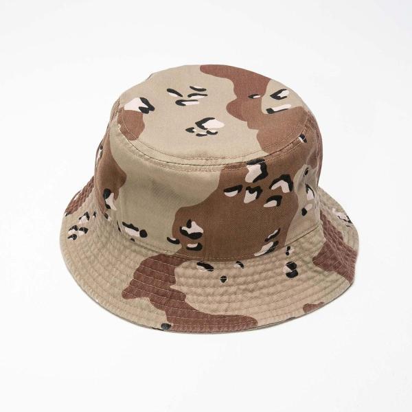 NEWHATTAN(ニューハッタン):バケットハット/カモフラージュ/メンズ&レディース/ファッション 帽子|boushikaban|03