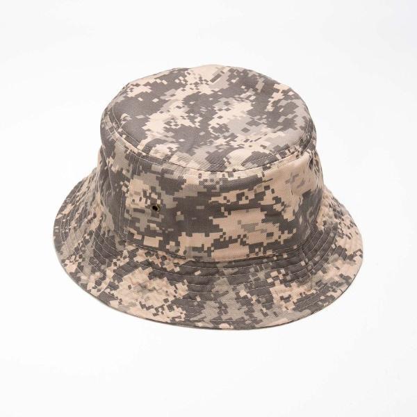 NEWHATTAN(ニューハッタン):バケットハット/カモフラージュ/メンズ&レディース/ファッション 帽子|boushikaban|05